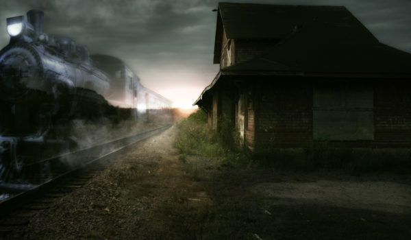"""10 Spiritual Meanings When You Dream Of """"Train"""""""