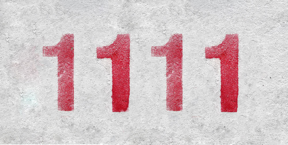 what does angel number 1111 mean