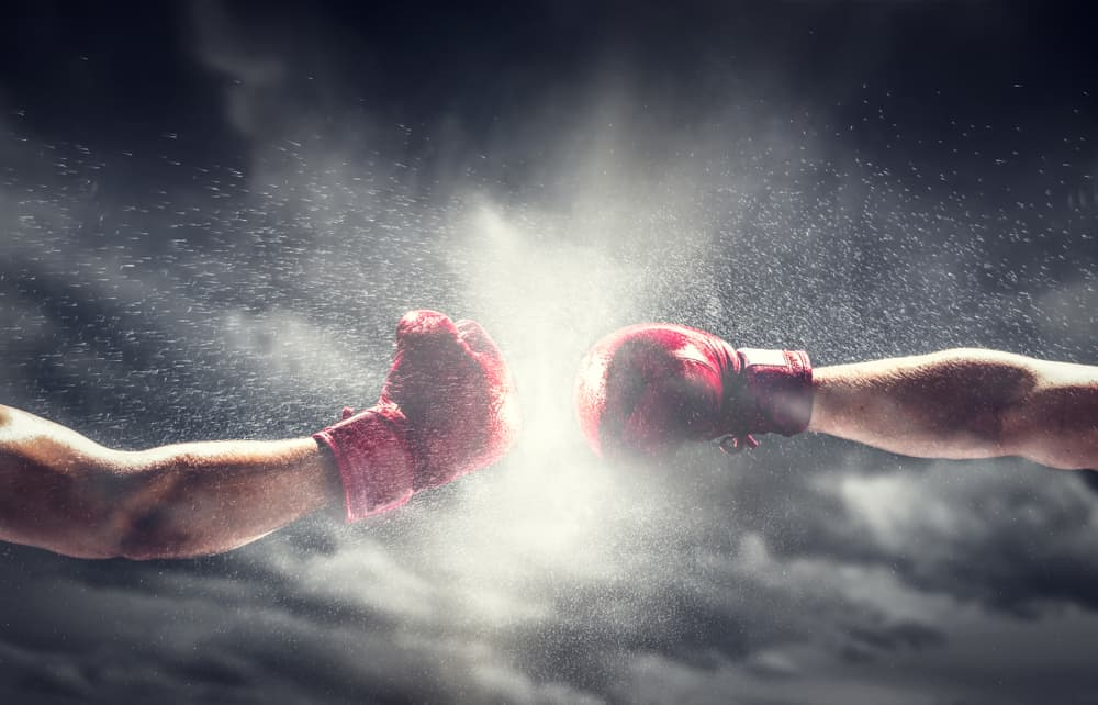 what does it mean when you dream about fighting someone